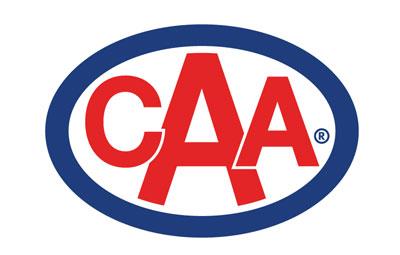 CAA club logo